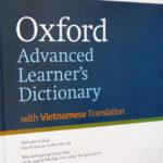 Từ điển tiếng anh được sử dụng như thế nào
