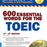 600 Essential Words for the TOEIC Ebook+Audio