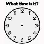 Nói thời gian trong tiếng anh như thế nào ?