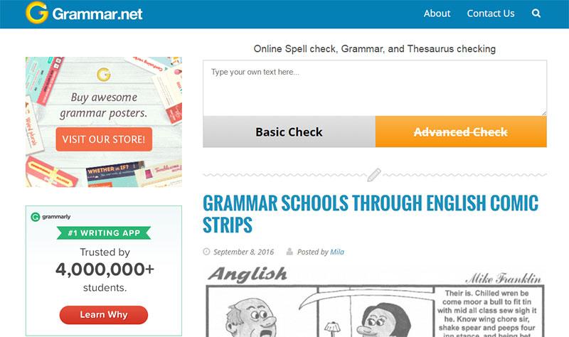 grammar-net