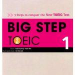 BIG STEP TOEIC 1 [Ebook+Audio] dành cho người mới bắt đầu