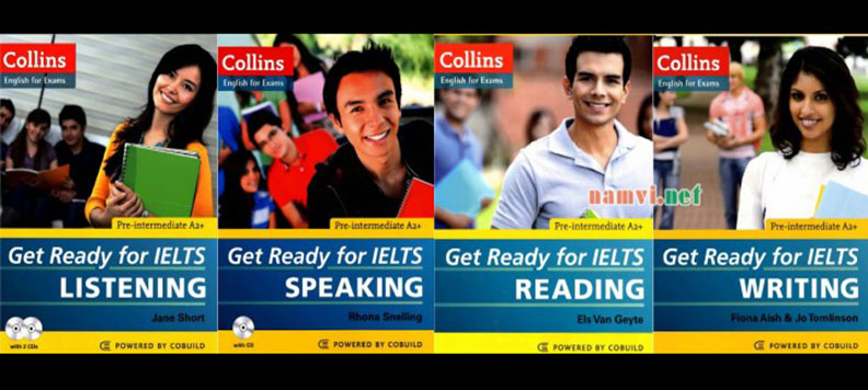 Kết quả hình ảnh cho Get Ready for IELTS